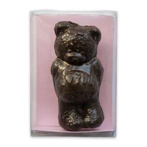 Шоколадная фигурка «Мишка Тедди I love you»