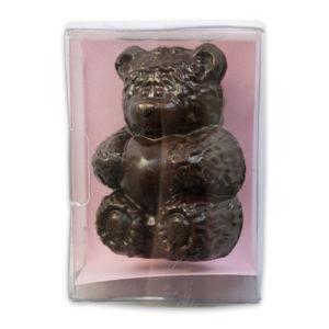 Шоколадная фигурка «Мишка Тедди с сердцем»