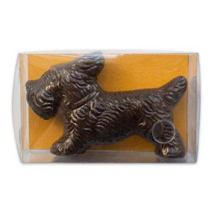 Шоколадная фигурка «Собачка»