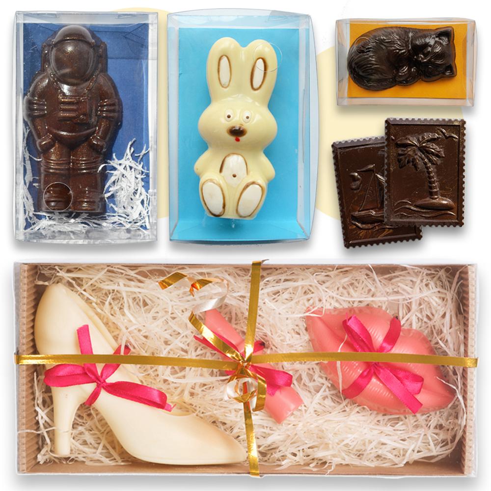 Делаем вкус Шоколадный дом